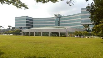 Perodua - Perodua Corporate Office in Rawang.