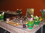 Persian New Year celebration — Haft-Sin.jpg