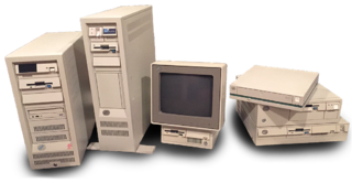 IBM Personal System/2 IBMs third generation of personal computers