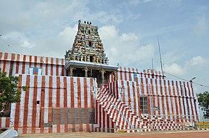 Thuraiyur - Perumal Malai Temple