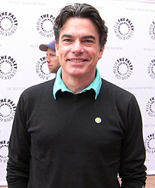 alt=Description de l'image Peter Gallagher.jpg.