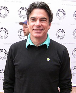 Peter Gallagher 2009.