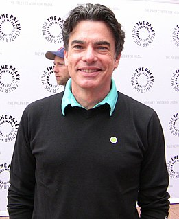 Peter Gallagher American actor