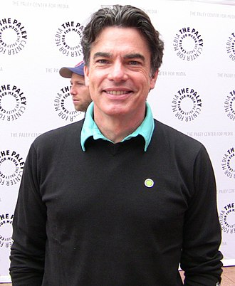 Peter Gallagher - Gallagher at the Paley Center's 6th annual Celebrity Golf Classic, Westlake Village, California, June 2009