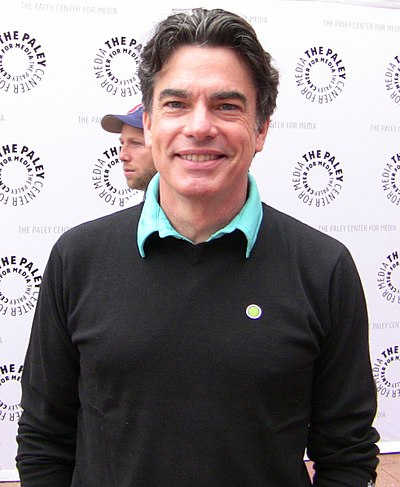 Peter Gallagher, American actor