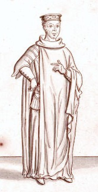 Peter II, Duke of Brittany - Image: Peter II of Brittany