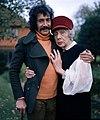 Peter Wyngarde & Dame Edith Evans Allan Warren.jpg