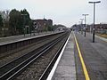 Petts Wood stn slow northbound look north.JPG
