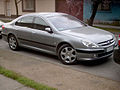 Peugeot 607 3.0 Ebene 2004 (14392723742).jpg