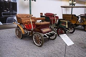 Cité de l'Automobile - Image: Peugeot Vis a vis Type 26 1902 Mulhouse FRA 001