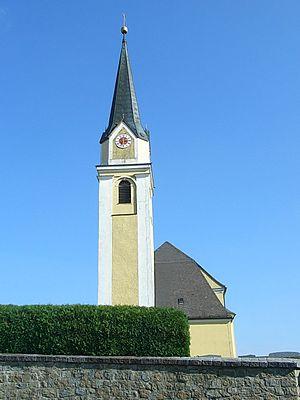 Aicha vorm Wald - Parish church Aicha vorm Wald