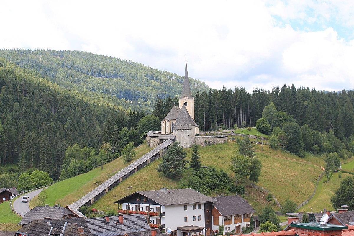 Pfarrkirche Deutsch-Griffen – Wikipedia