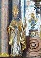 Pfarrkirchen Bad Hall - Pfarrkirche Hochaltar 5 Wolfgang.jpg