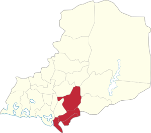 Legislative districts of Bulacan - 4th District of Bulacan
