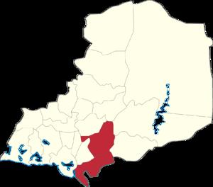 Legislative districts of Bulacan - 4th District of Bulacan