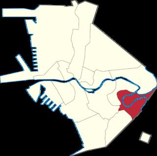 Santa Ana, Manila district of Manila, Philippines