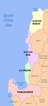 Ilocos Region  Wikipedia