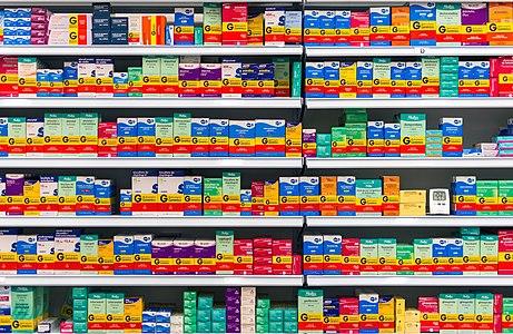 Pharmacie in Paulista Avenue