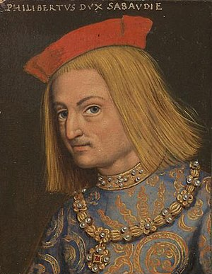 Philibert II, Duke of Savoy - Philibert II of Savoy by Anton Boys