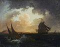 Philippe-Jacques de Loutherbourg-Vue du Havre du côté de la mer.jpg
