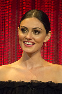 Phoebe Tonkin Australian actress and model