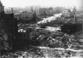 Photo-TokyoAriRaids-1945-3-10-Destroyed Chikatetsu Building Kaminarimon Nakamise.png