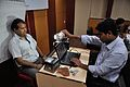 Photo Shoot - Biometric Data Collection - Aadhaar - Kolkata 2015-03-18 3673.JPG