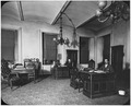 Photograph of San Francisco Mint employees in the Assayer's Office. - NARA - 296547.tif