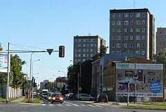 Ulica Piątkowska W Poznaniu Wikipedia Wolna Encyklopedia