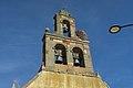 Piedrahita de Castro, iglesia de la Asunción, espadaña, 01.jpg