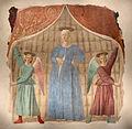 Piero della francesca, Madonna del Parto, 1455 ca. 02.JPG