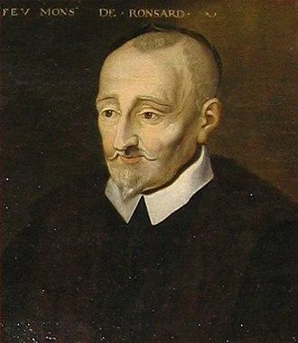Pierre de Ronsard - Image: Pierrede Ronsard 1620