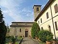 Pieve dei Santi Ippolito e Cassiano (Gaione, Parma) - lato sud 2019-06-04.jpg