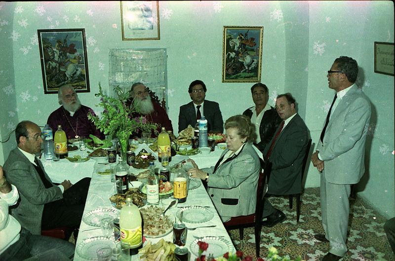 חג הנוצרים