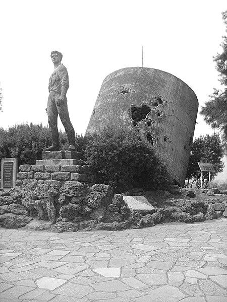 מגדל המים יד מרדכי