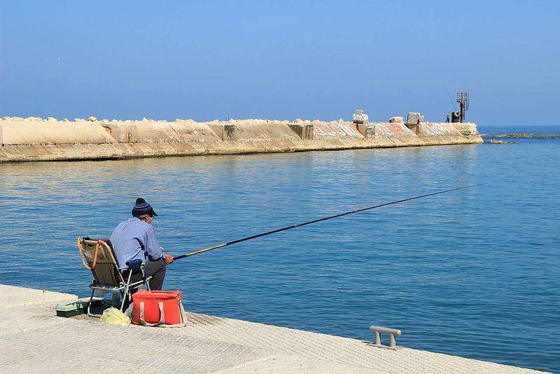 דייג רגוע