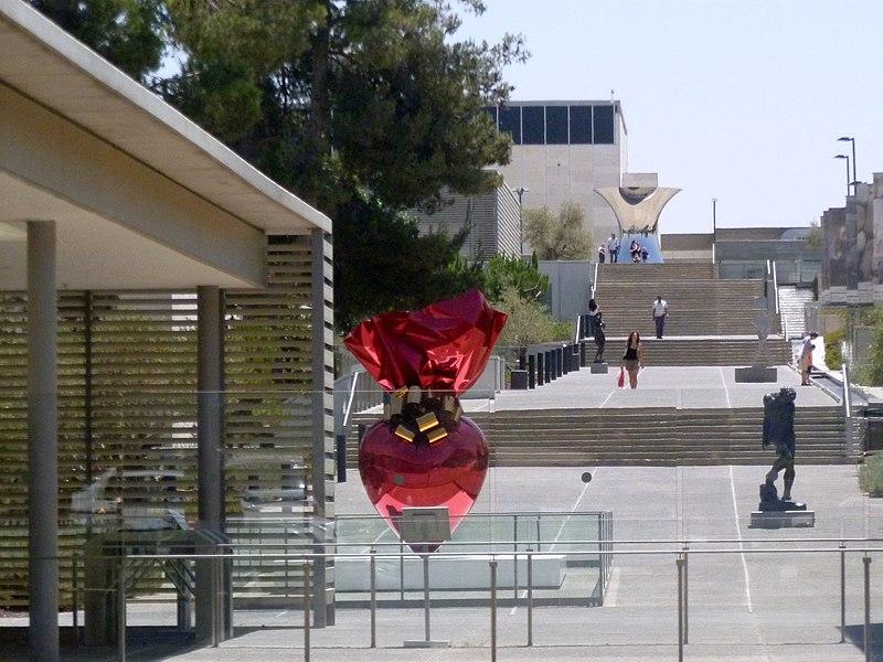 ביקור במוזיאון ישראל