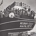 PikiWiki Israel 47109 New immigrants arrive at the port of Haifa.jpg