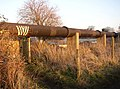 Pipeline, Otley - geograph.org.uk - 696383.jpg