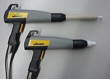 Electrostatic Painting Powder Coding