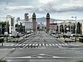 Plaça Espanya, Barcelona - panoramio (82).jpg