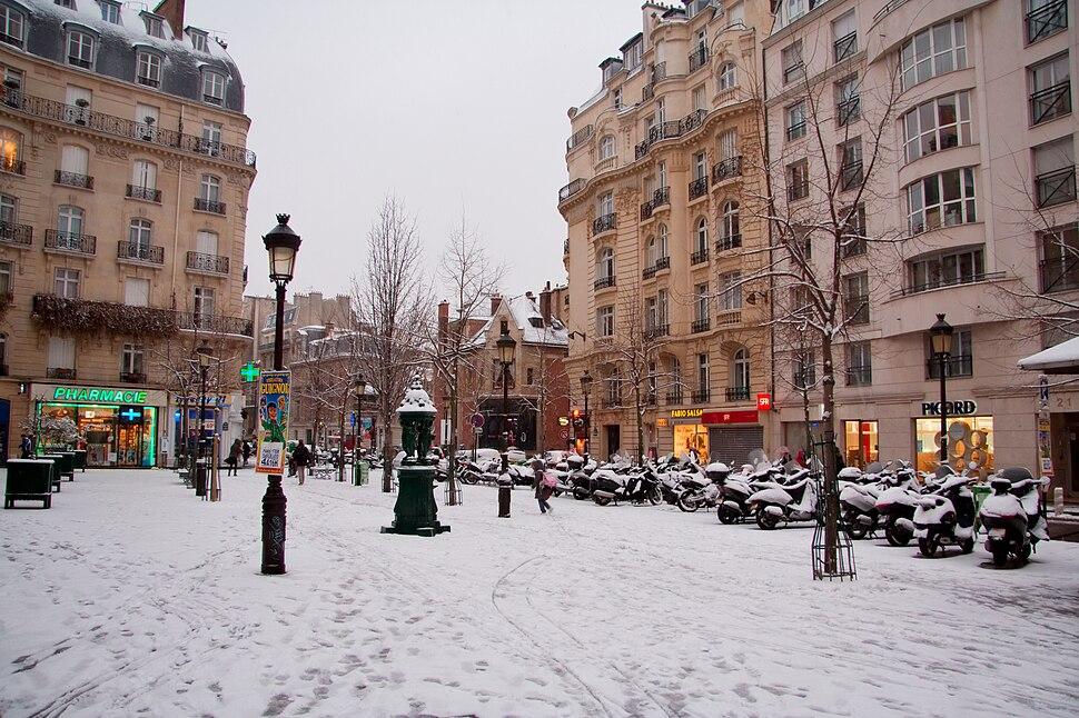 Place de Levis 20090202 2