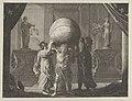 "Plate 13- Allegory on the Discord in France, from Caspar Barlaeus, ""Medicea Hospes"" MET DP855434.jpg"