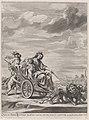 Plate 13- Cybele in her chariot, drawn by lions; from Guillielmus Becanus's 'Serenissimi Principis Ferdinandi, Hispaniarum Infantis...' MET DP874810.jpg
