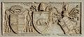 Plate of Pope Callistus III ( Borja ) in Ponte Milvio.jpg