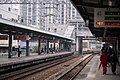 Platform 1 and 2A, TRA North Hsinchu Station 20160206.jpg