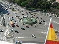 Plaza de Cibeles (Madrid) vista aérea-05.jpg