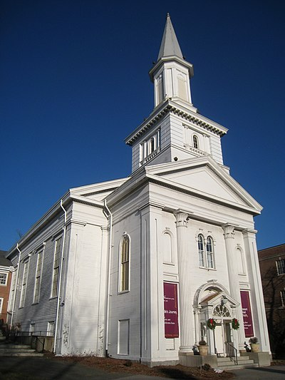 Pleasant Street Congregational Church