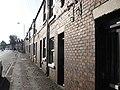 Pleasley - terrace on Chesterfield Road - geograph.org.uk - 1525709.jpg