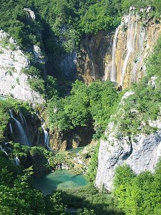 Lika - Plitvice lakes